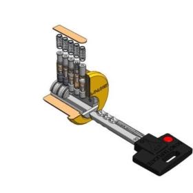 Chìa khóa Mul-T-Lock