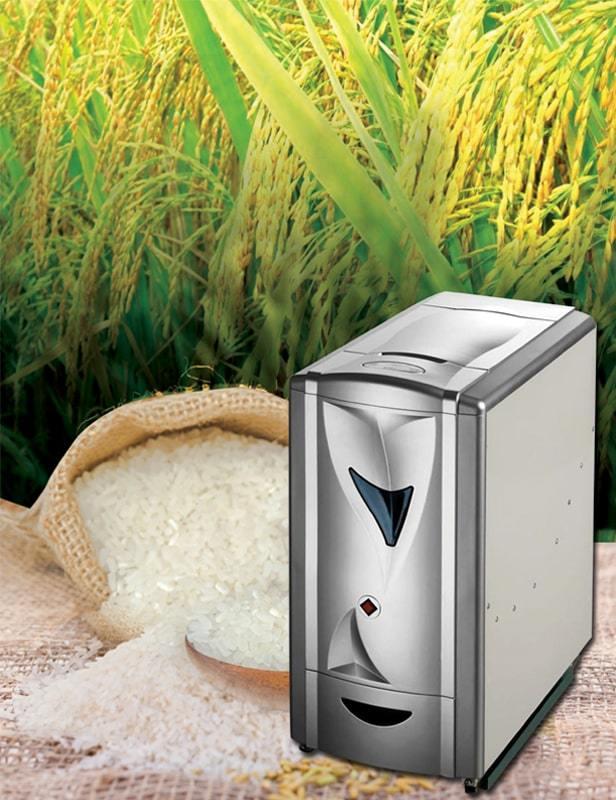Thùng Gạo Âm Tủ - Bosseu