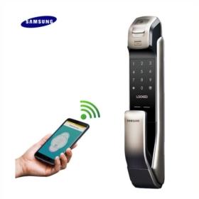 Khóa cửa vân tay Samsung SHP-DP728AK/EN