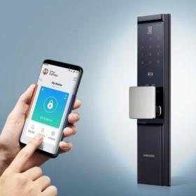 Khóa cửa điện tử Samsung SHP DR900